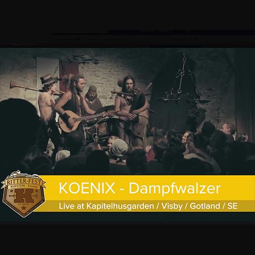 Koenix – Dampfwalzer