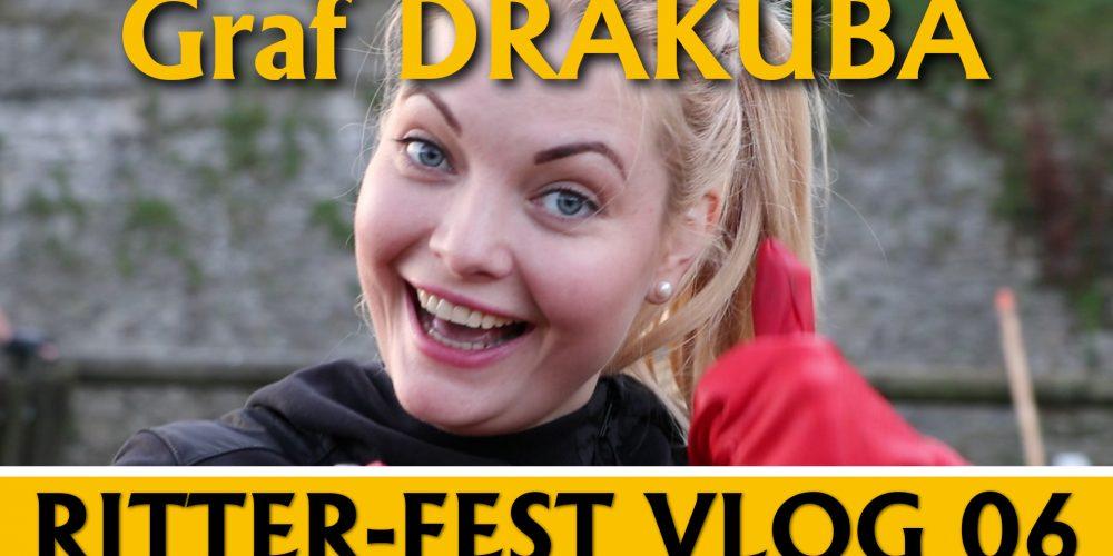 Von Rittern, Katzen und Vampiren … [Ritter-Fest VLOG 06]
