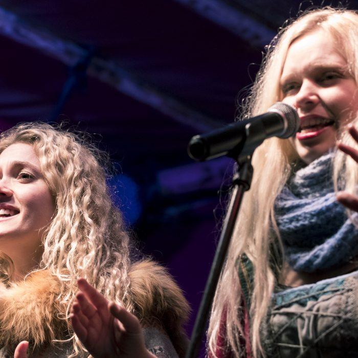Poeta Magica – Det brinner en eld – Hija Mia – Mittelaltermarkt Pforzheim (live)