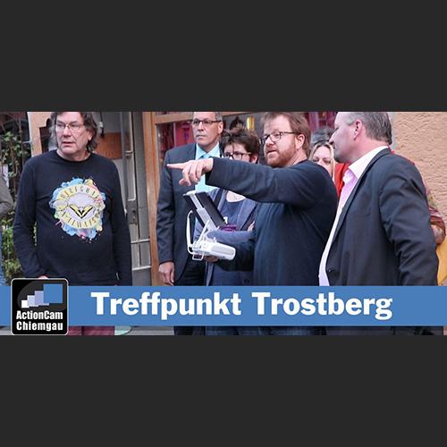 Treffpunkt Trostberg / Präsentation ActionCam Chiemgau