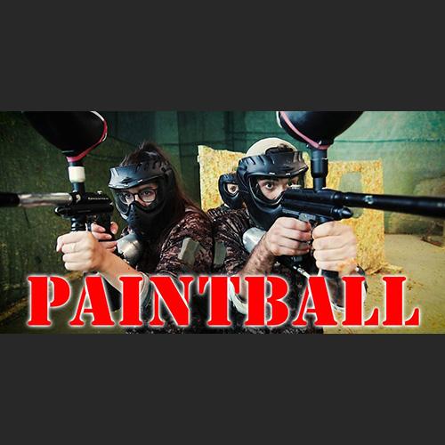 PAINTBALL ROCKT! [Paintball, Lasertag, Softair]