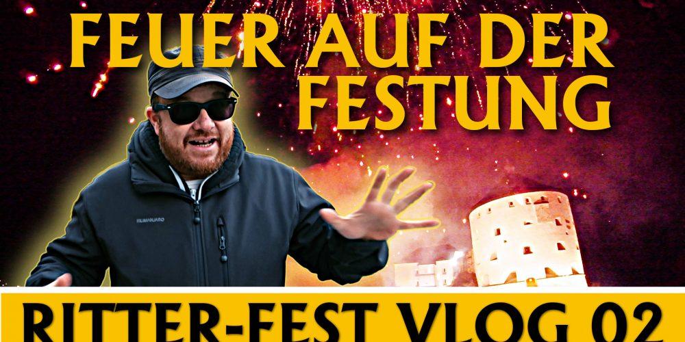 Riesiges Feuerwerk Vorsilvester Kufstein