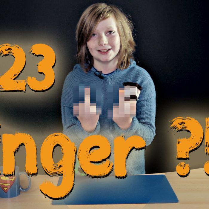 QTV – 1023 Finger?!