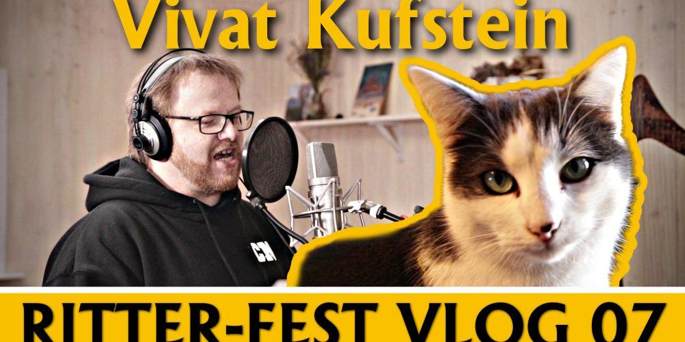 Vivat Kufstein oder die Katze im Reisrand [Ritter-Fest VLOG 07]
