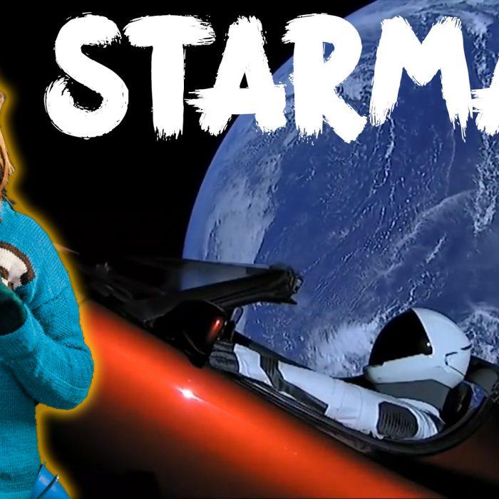 QTV#9 Starman